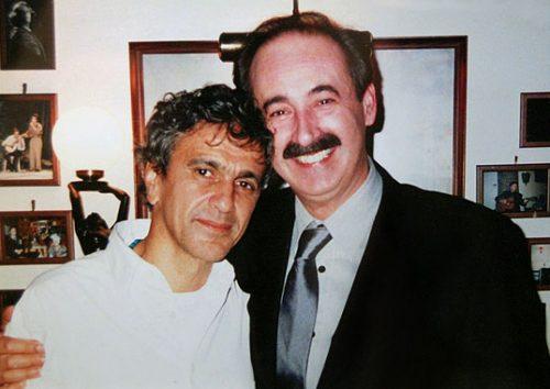 Caetano Veloso and Mário Pacheco