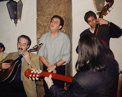 Mário Pacheco and Rui Veloso