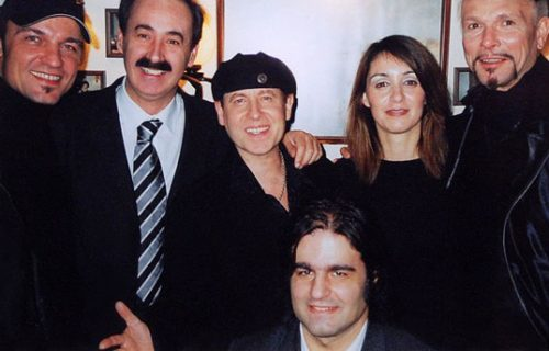 Mário Pacheco and Scorpions