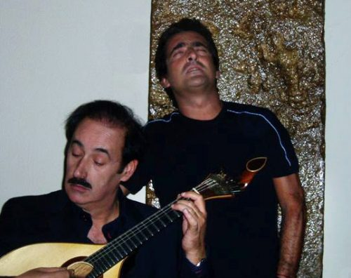 Mário Pacheco and Camané