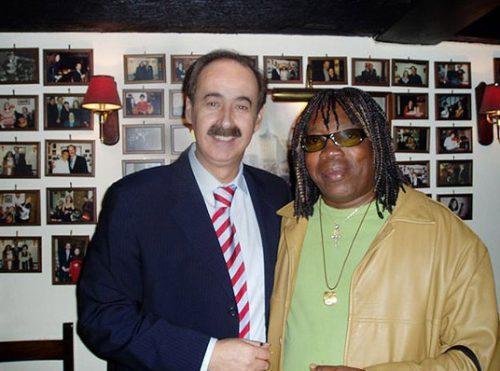 Mário Pacheco and Milton Nascimento
