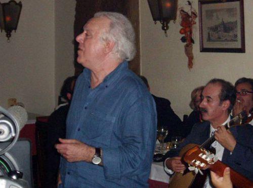 Carlos do Carmo and Mário Pacheco