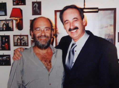 Jaques Morelenbaum and Mário Pacheco