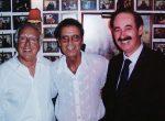 Carlos do Carmo, Cliff Richard and Mário Pacheco