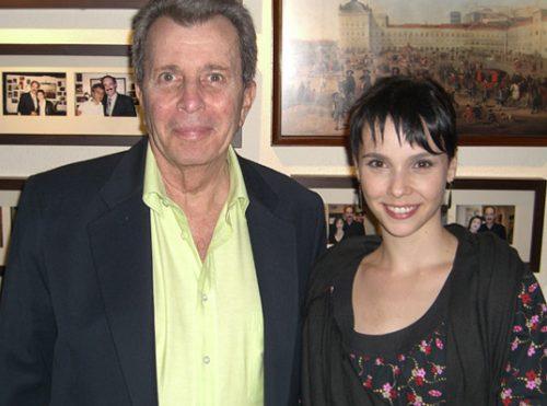 Daniel Filho and Débora Falabella