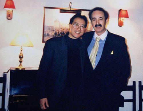 Yo-Yo Ma and Mário Pacheco