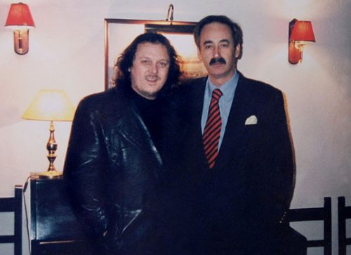 Zucchero and Mário Pacheco