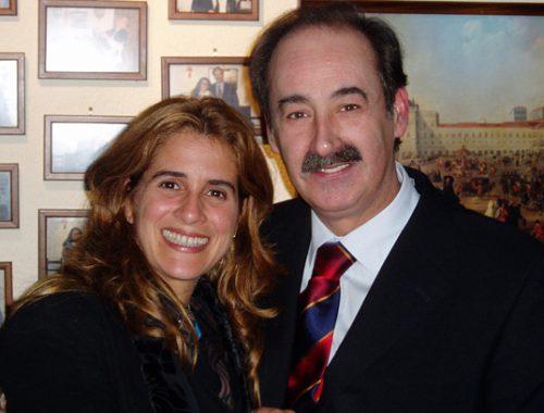 Lúcia Veríssimo and Mário Pacheco