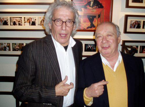 Júlio César and Raul Solnado