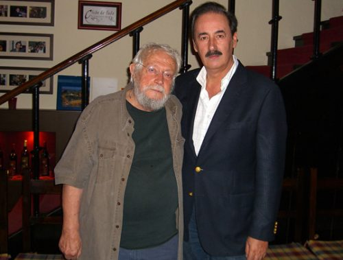 Júlio Pomar and Mário Pacheco