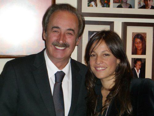 Mário Pacheco and Carminho