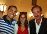 Ricardo Pereira, Carminho and Mário Pacheco