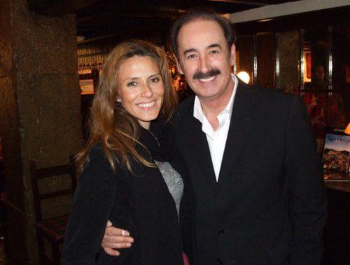 Sofia Cerveira and Mário Pacheco