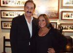 Mário Pacheco and Susana Vieira