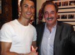 Cristiano Ronaldo and Mário Pacheco