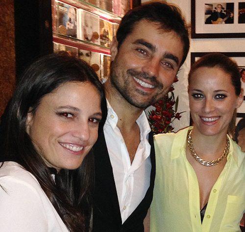 Carminho, Ricardo Pereira and Maria João Bastos